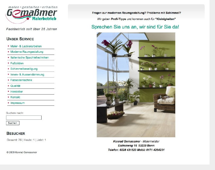 www.maler-gemassmer.de