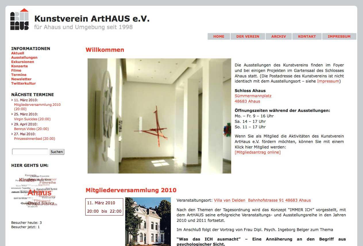 Kunstverein ArtHAUS