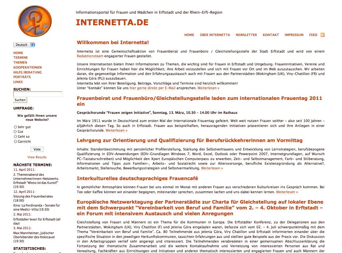 Internetta.de