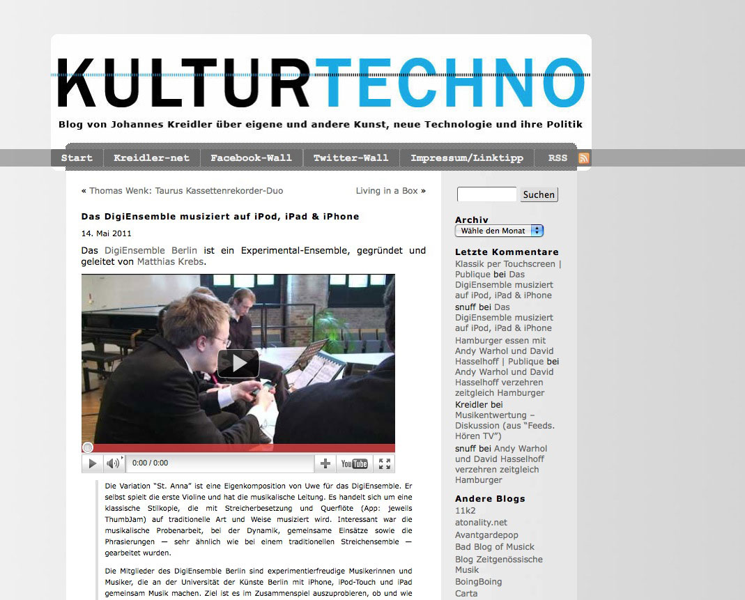 kulturtechno.de