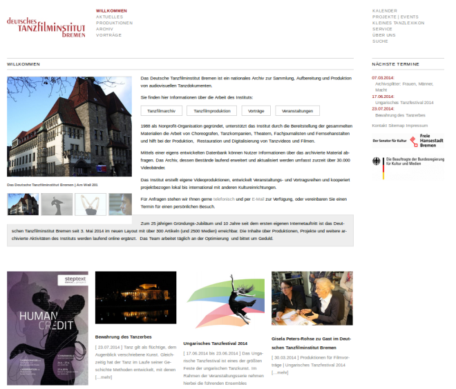 deutsches-tanzfilminstitut.de