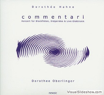 commentari - Hahne/Oberlinger